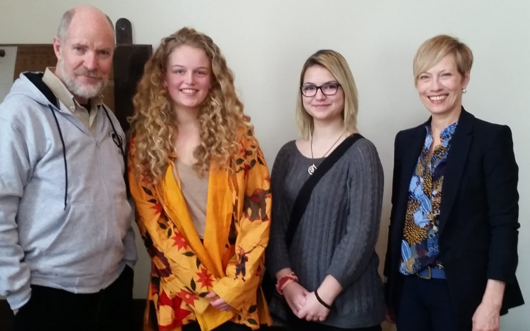 Foundation Funding Nurtures Young Writers