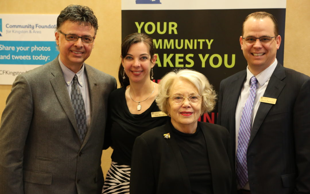 Did you miss our Speaker Series on March 27th? You have to read Regina Rosen's inspiring speech!