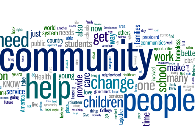 Who Would You Nominate for the Community Builder Award?! Nominations Due April 30th