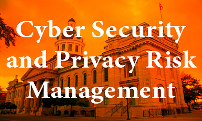 Cyber Security and Privacy Risk Management Seminar