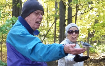 Bequest Gift Supports Nature Conservation