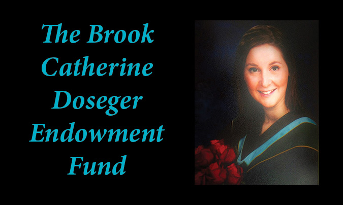 New Fund – The Brook Catherine Doseger Endowment Fund