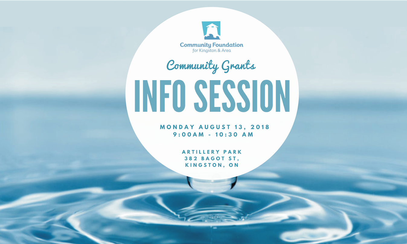 Community Grants Information Session