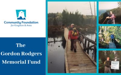 The Gordon Rodgers Memorial Fund