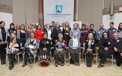 Fall Community Grants Celebration 2018