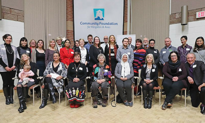 Fall Community Grants Celebration 2018