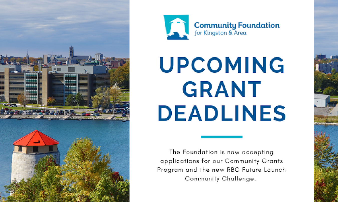 Upcoming Grant Deadlines