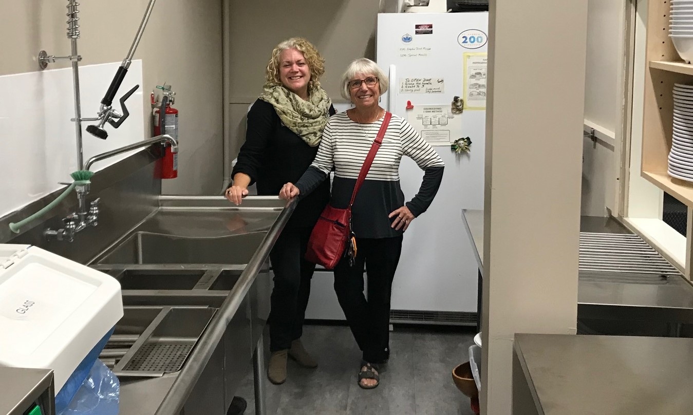 Project Update – The Mess Studio kitchen renovation project complete